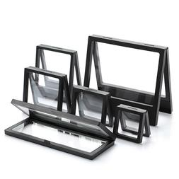 3D Floating Frame Shadow Box Picture Frame Jewelry Display H