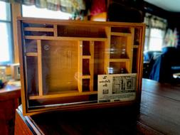 """Intercraft """"The Collector's Display Case"""" for Treasured Keep"""
