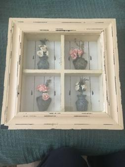 ROSES SHADOW BOX》Wall Hanging or Tabletop》Great Mother's