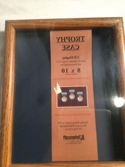 """Shadow Box Frame 8"""" x 10""""  Display Case Picture Frame Sh"""